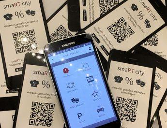 Neues Update für die SmaRT City-App ist verfügbar