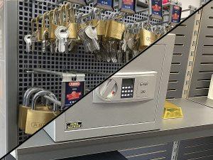 Das Haus für Sicherheit bietet kleine und große Lösungen im Bereich Haussicherheit.