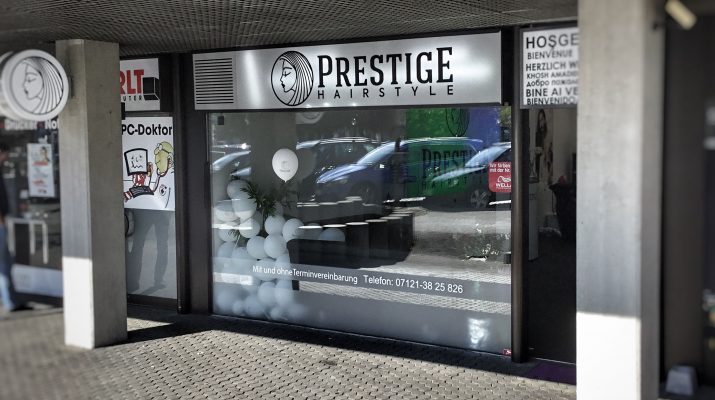Prestige Hairstyle neu im Kronprinzenbau