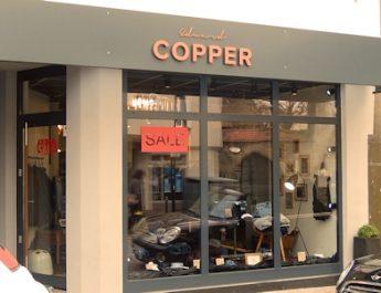 Hemden-Spezialist Eward Copper schließt Conecept-Store in Reutlingen