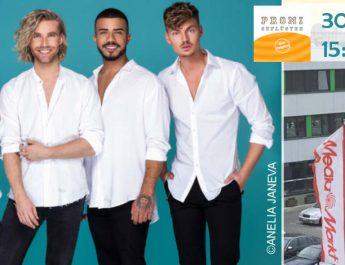 Promigeflüster präsentiert Feuerherz am 30.05.2018 in Reutlingen
