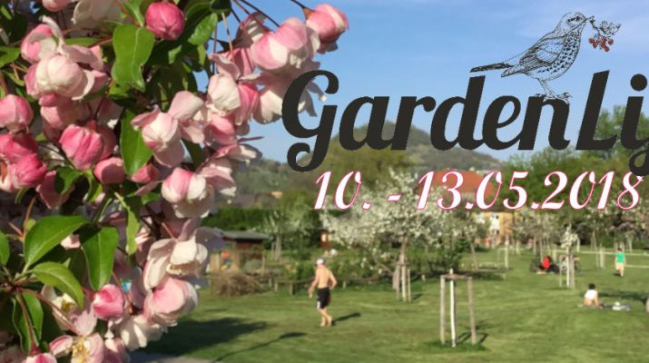 Gardenlife 2018 vom 10.-13.5. in Reutlingen