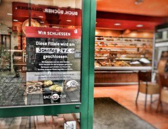 K&U Bäckerei schließt letzten Innenstadt-Shop in der Kanzleistrasse