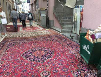 Schulz Teppich Etage macht Stadtbotenstrasse zu