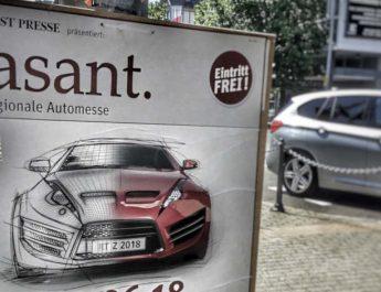 Rasant - Die Automesse am 23. und 24. Juni