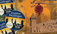 Reutlingen macht Party  –  21. Stadtfest am 15./16.6.