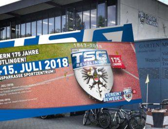 TSG Reutlingen feiert 175-jähriges Bestehen