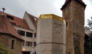 In Reutlingen steht nun eine Stauferstele