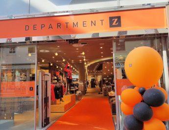 Neuer Look für Shop und Brand von Department Z in Reutlingen