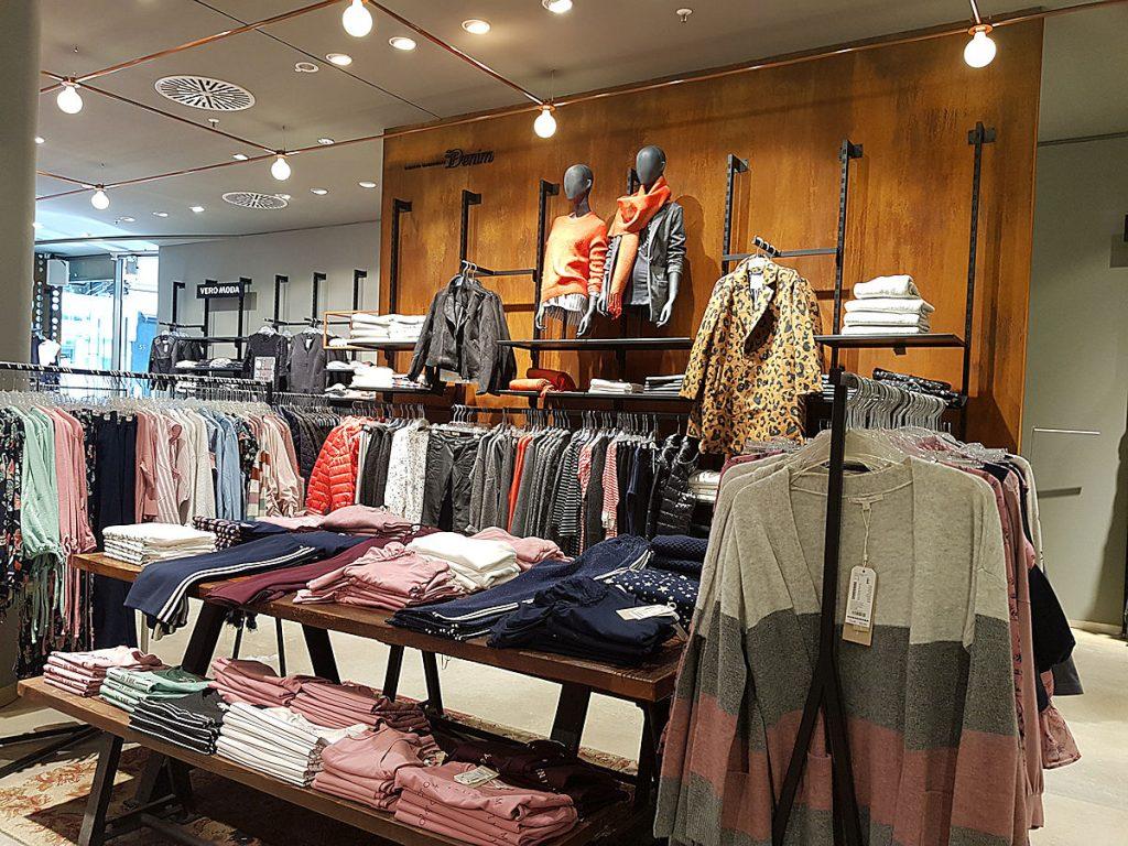 neues Store-Design bei Department Z