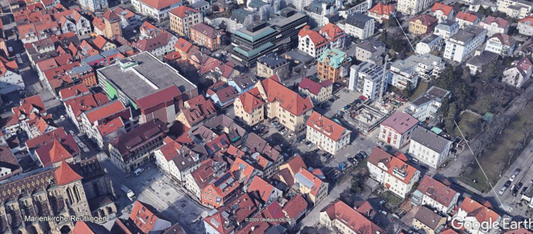 Welche Gebäude sind offen am 'Tag des offenen Denkmals' in Reutlingen?