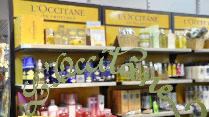 Neuer Loccitane-Store in Reutlingen