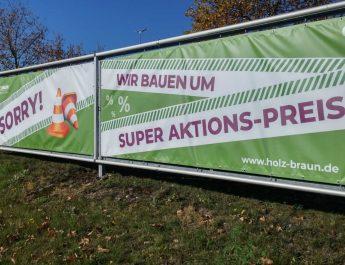 Holz Braun macht Umbau zum Socialmedia-Event