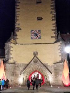 Am 24.11. heißte es wieder Reutlingen leuchtet