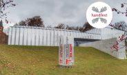 Handfestmarkt öffnet 2018 wieder.  Neuer Standort im Tonne-Neubau