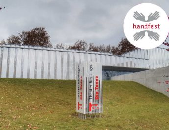 Neuer Standort für den Handfestmarkt im Tonne-Neubau