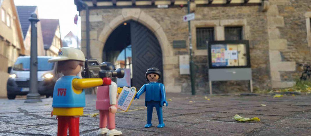 Playmobil Aussstellung im Heimatmuseum Reutlingen