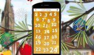 24 Überraschungen im Smart city App Adventskalender