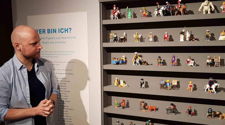 Wer bin ich? Berühmte Persönlichkeiten als Playmobil-Figur