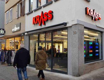 KRASS Optik neuester Zuwachs in der Wilhelmstrasse