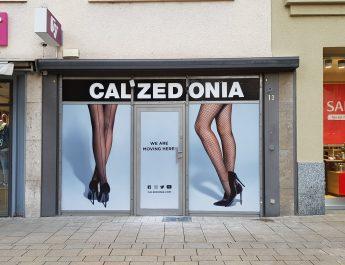 Calzedonia auf andere Seite der Wilhelmstraße gezogen