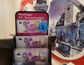 Der Reutlinger 0 Euro-Schein