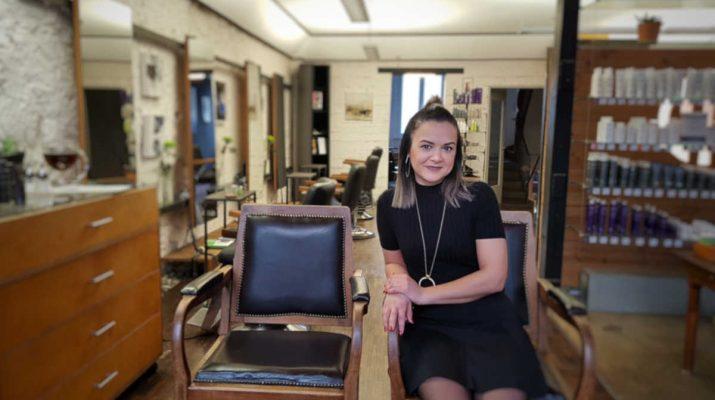 Selda Yalcin neue Inhaberin von Matthias Gahn Friseure