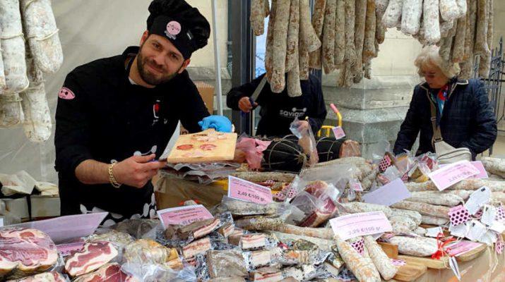 Toskanischer Markt 2019 lockt wieder mit zahlreichen Spazialitäten