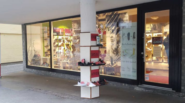 vivobarefoot concept store reutlingen