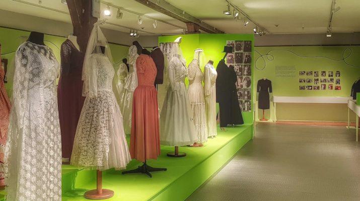 Themenausstellung Hochzeit im Heimatmuseum Reutlingen