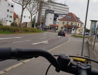 Radfahrer lassen Reutlingen beim Fahrradklima-Test 2018 des ADFC schlecht abschneiden
