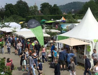 gardenlife 2019 vom 30. Mai bis 2. Juni 2019 in Reutlingen