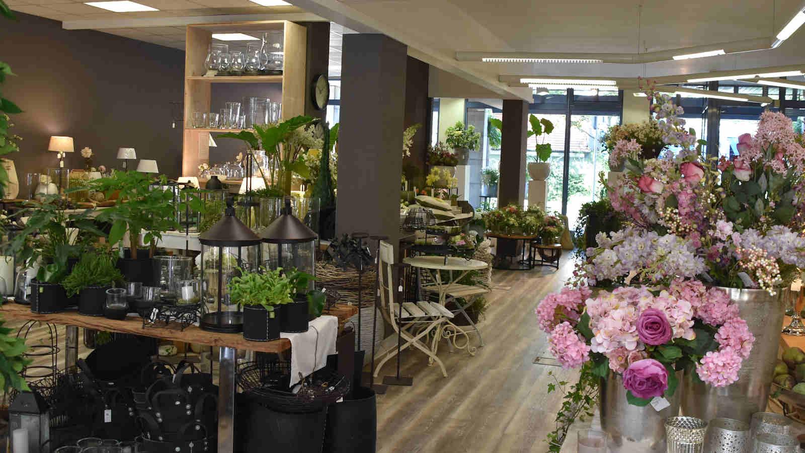 Blumen & Ambiente in der Lederstraße 102 in Reutlingen