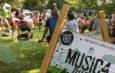 Benefizkonzert Music 4 humanity Vol. 5 wieder im Stadtgarten