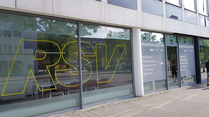RSV-Mobilitätszentrale in Reutlingen