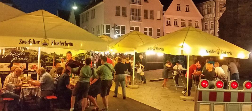 Weindorf 2019 – Reutlingen von seiner gemütlichsten Seite