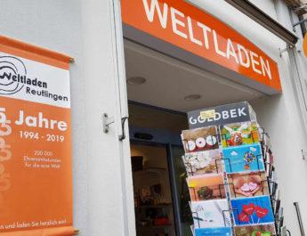 25 Jahre Weltladen in Reutlingen