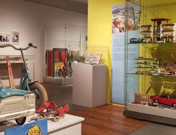 """Spielzeugausstellung im Heimatmuseum – """"Das hab' ich auch gehabt!"""""""