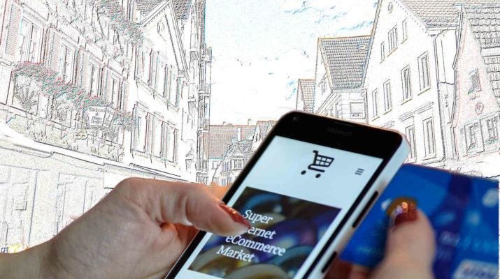 Einige Reutlinger Geschäfte betreiben neben ihrem Laden auch einen Online-Shop