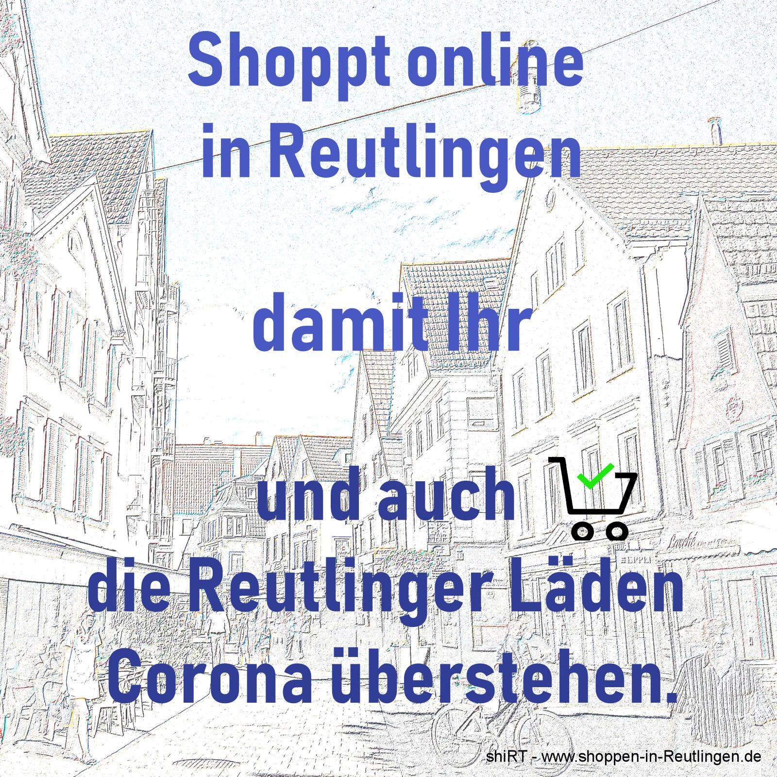Onlineshops und Onlinehändler in Reutlingen