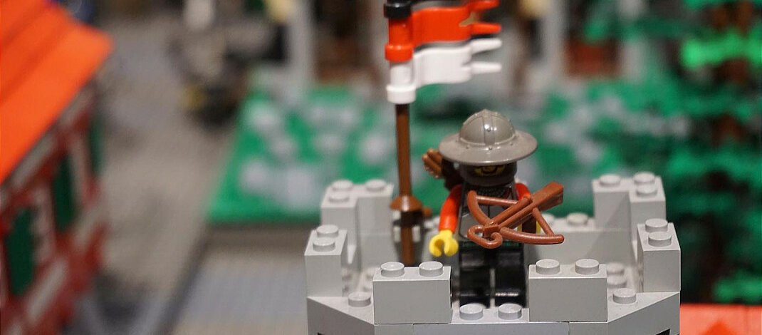 LEGO Ausstellung 2020/2021 im Heimatmuseum