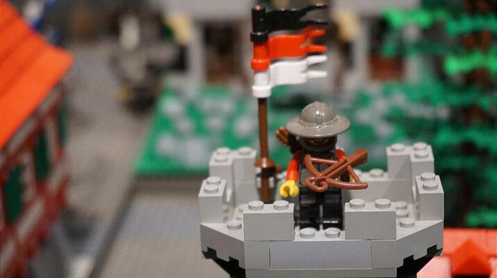 LEGO Ausstellung im Reutlinger Heimatmuseum wieder offen