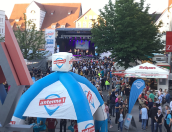 Reutlinger Stadfest 2022 am 24. und 25.06.2022