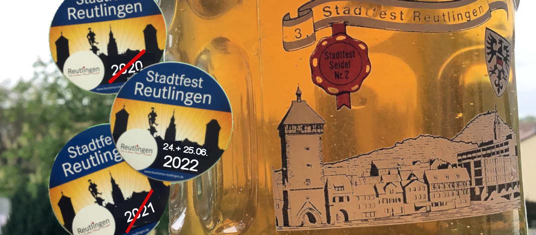 kein Reutlinger Stadtfest 2021