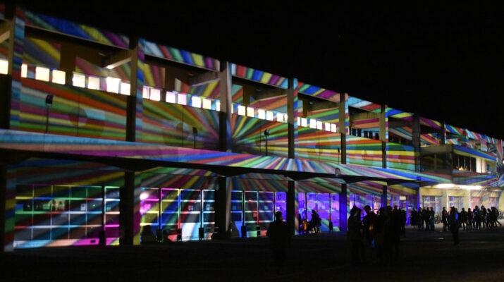 Kulturpost Festival 2021 in der alten Paketpost