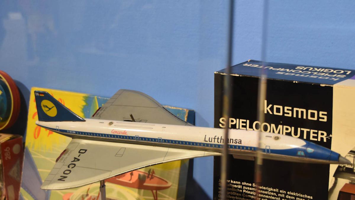 Concorde fürs Kinderzimmer