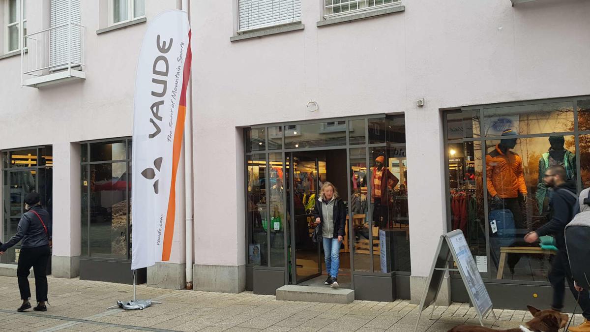 Vaude Store Reutlingen Wilhelmstraße 131